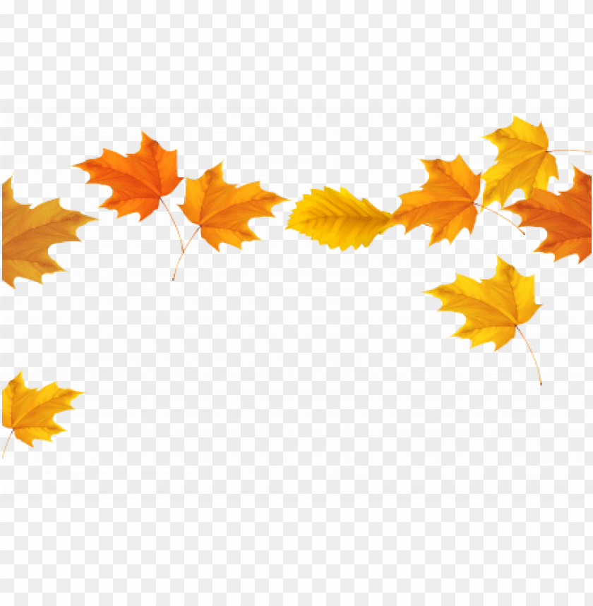 banner royalty free library Leaves clipartfall clip . Fall leaf border clipart