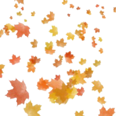 clip art royalty free library Falling Leaves PSD