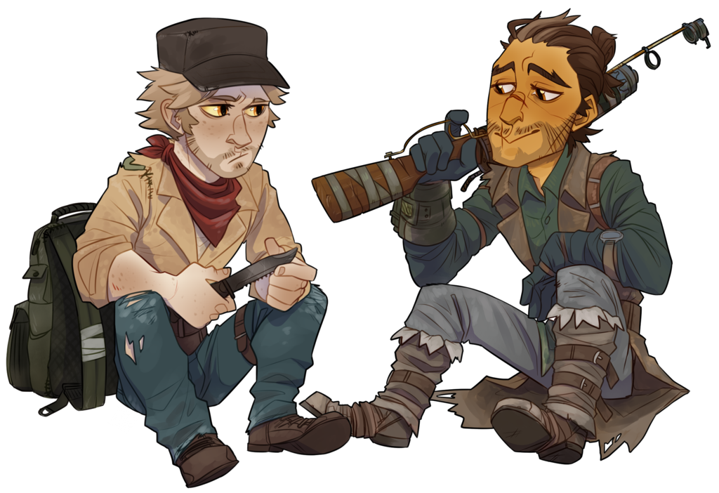 graphic stock Fallout AU