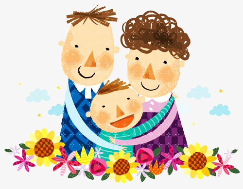 png library download Families clipart hug. Hugging family portal