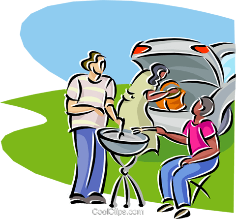 picture royalty free library Family Picnic Clipart at GetDrawings