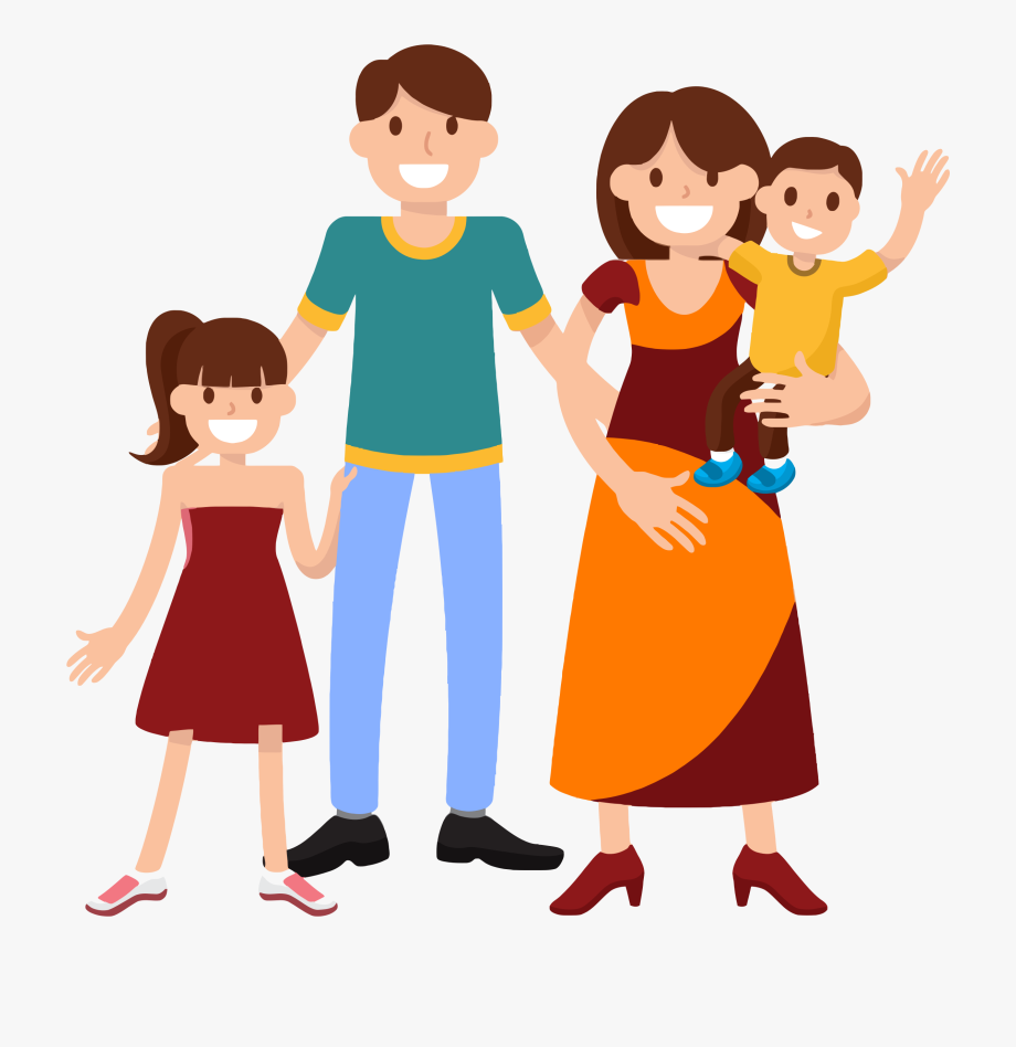 graphic transparent Family clipart. Transparent png icon
