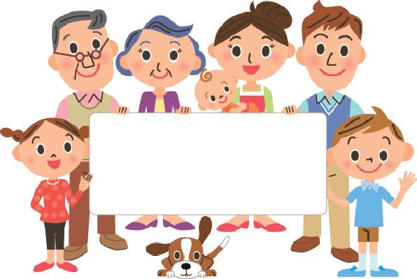 clip art stock And message board the. Family clipart