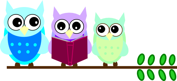 picture stock cute owl family clipart #61899273