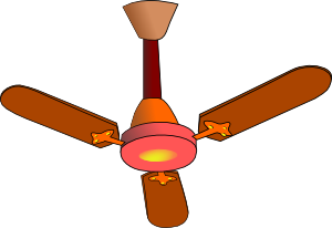 png download Clip art at clker. Fan clipart.