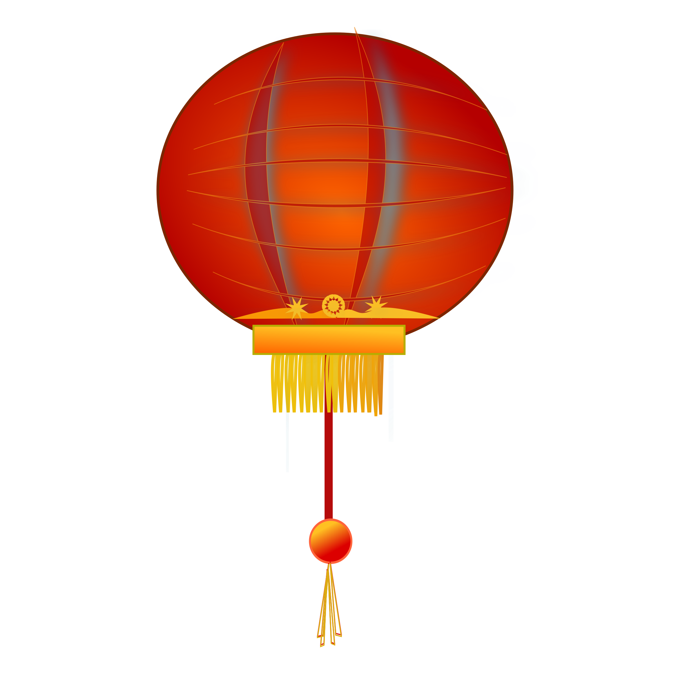 image transparent download Chinese New Year Lantern Clip Art
