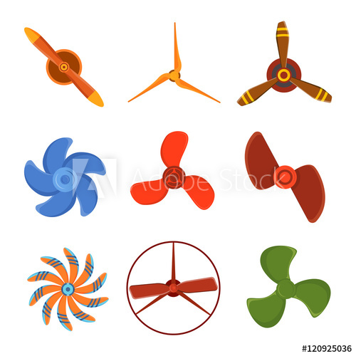 png library stock Turbines icons propeller fan rotation technology equipment