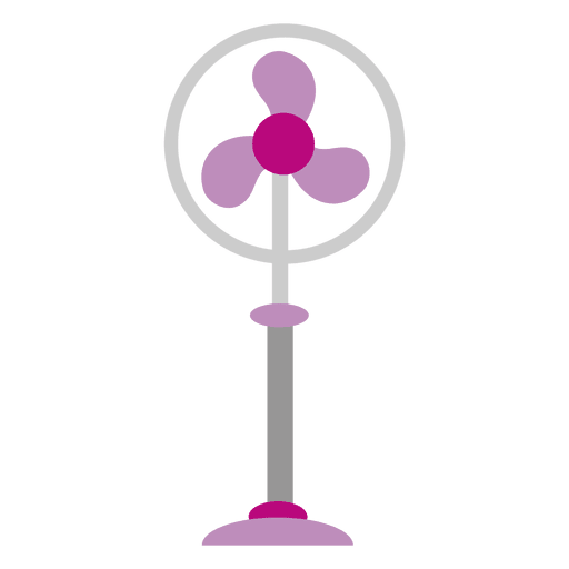 clip art royalty free library Flat stand fan icon