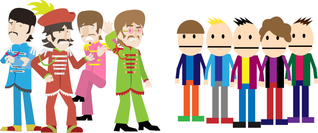 png royalty free library Beatles Don