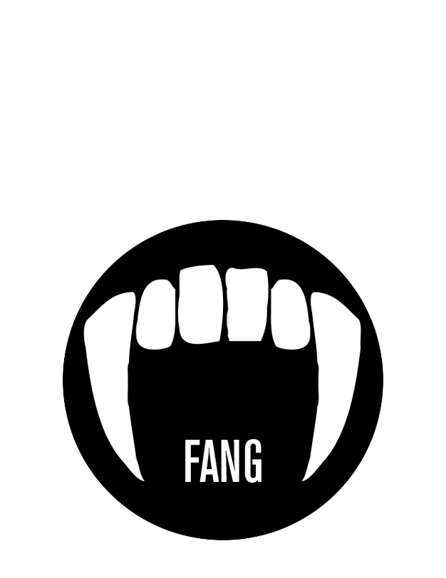 picture transparent fang vector logo #96442885
