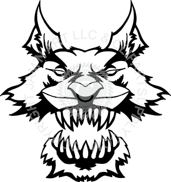 free download fang vector werewolf #96442159