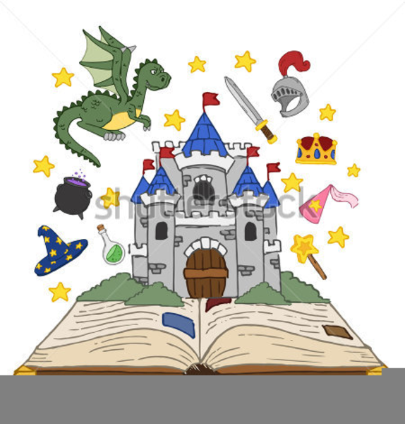 image free Fairy tales free images. Fantasy clipart