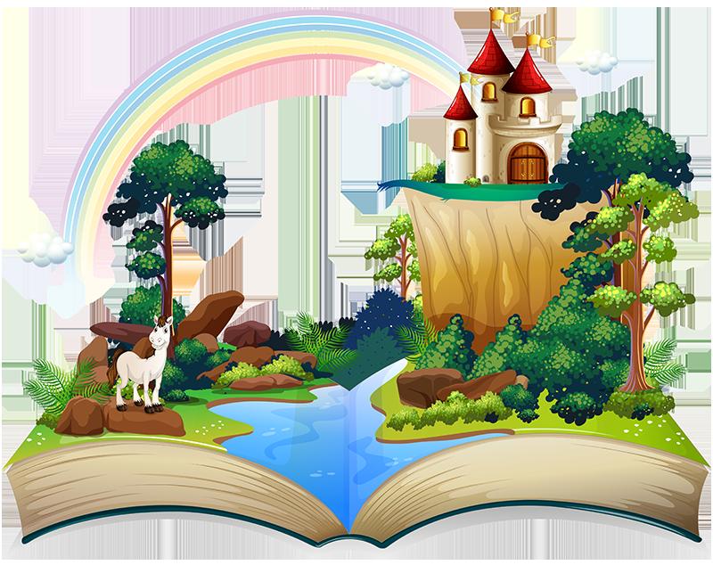 graphic free download Fantasy clipart. Clip art illustration