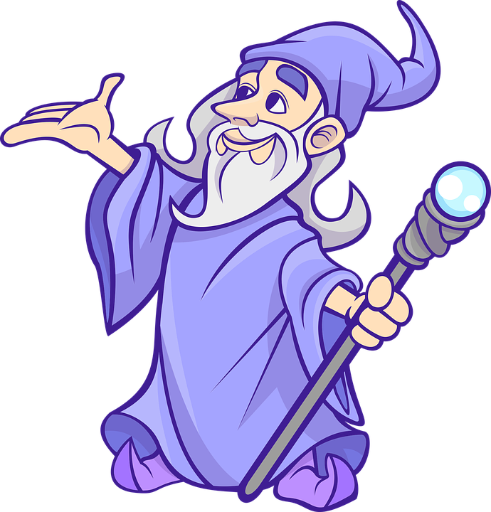 clip art free library Wizard free on dumielauxepices. Fantasy clipart.