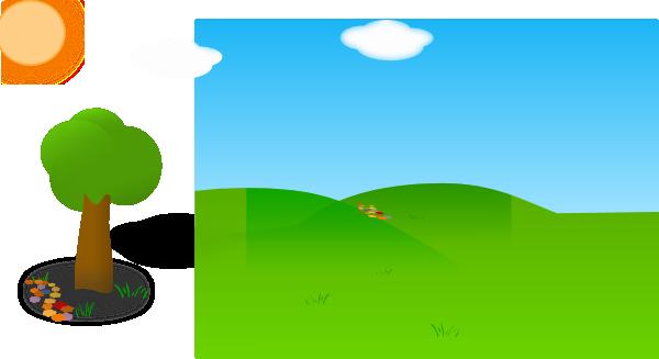 clip art Farm Background Clip Art at Clker