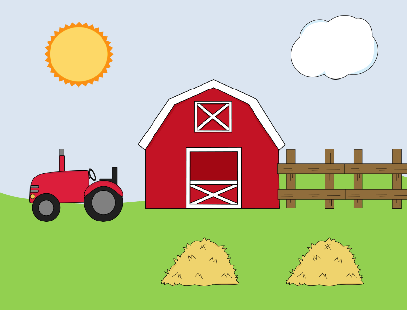 svg transparent stock Farm clipart. Free kindergarten cliparts download.