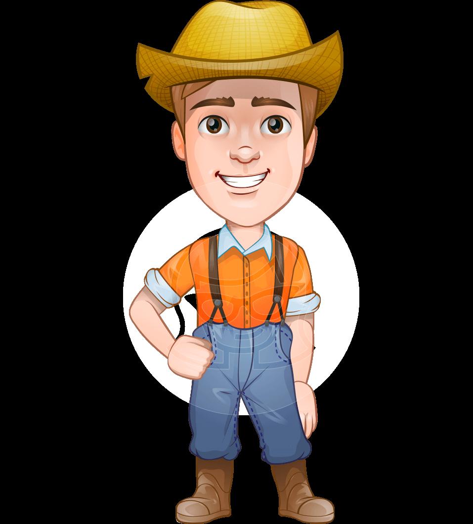 clip royalty free Arlo the Farming Pro
