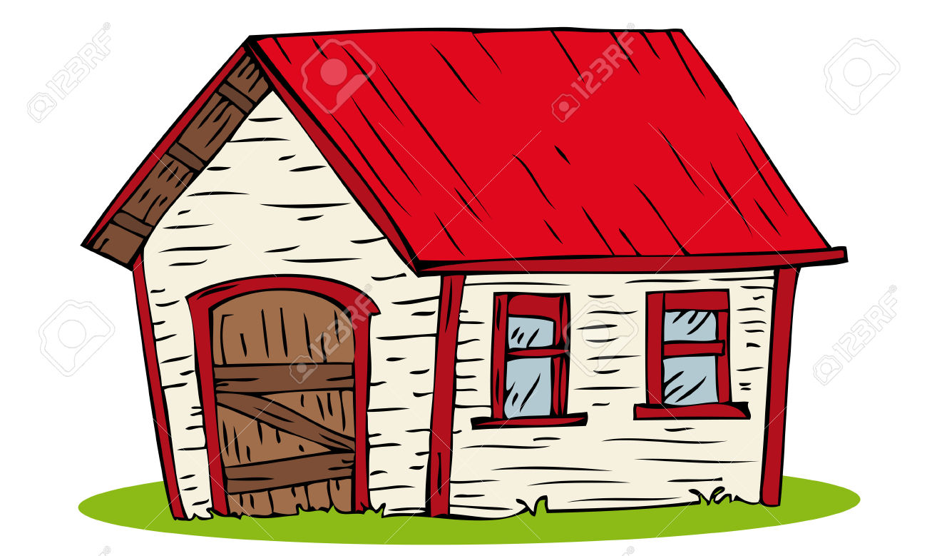 picture transparent download Farmhouse clipart bungalow house. Collection of free download