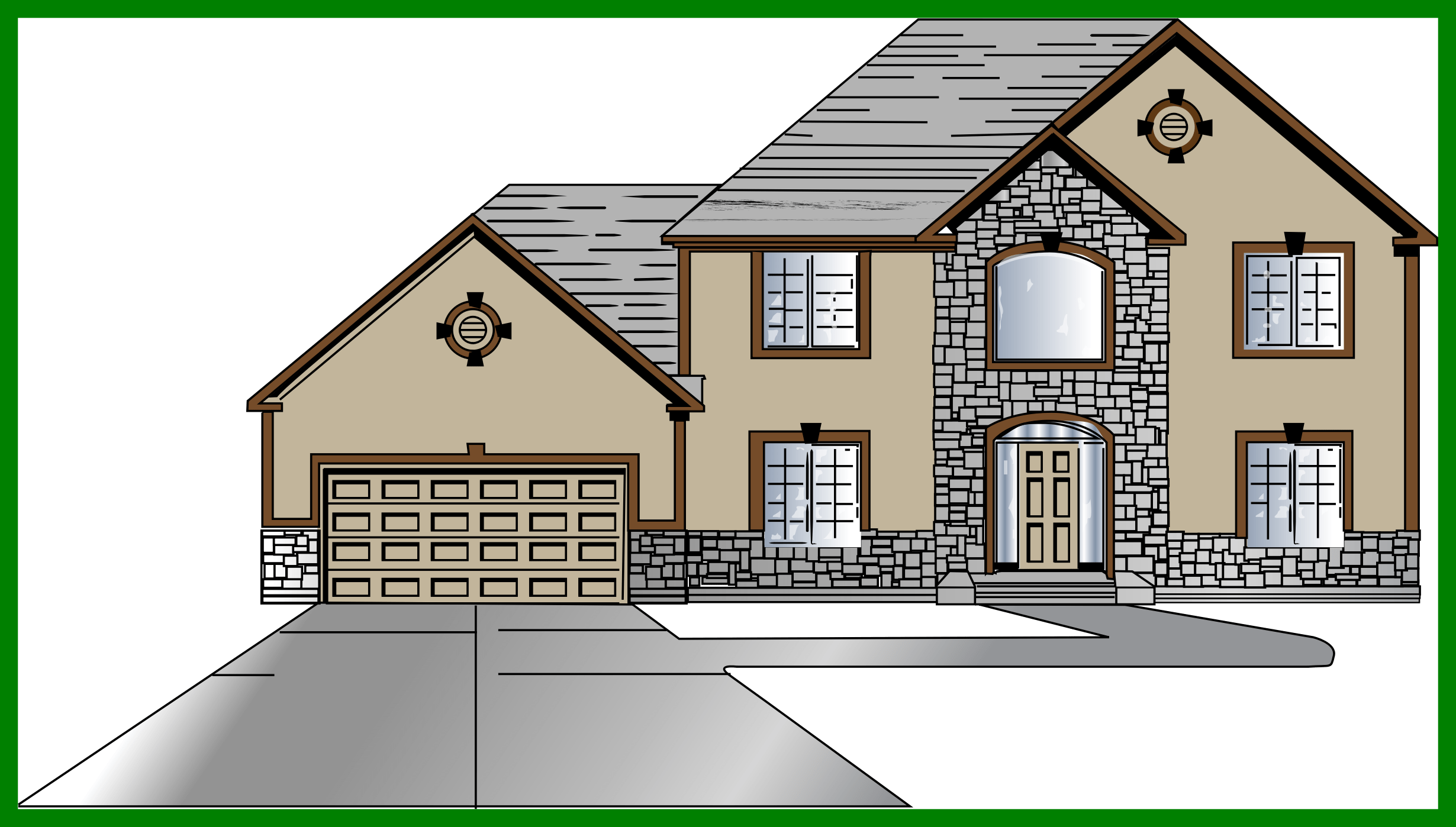 jpg free download Appealing of a cute. Mansion clipart property preservation.