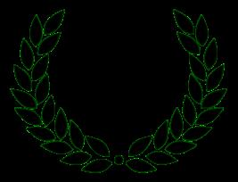 picture royalty free download laurel wreath vector