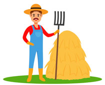 free stock Free agriculture clip art. Farming clipart.