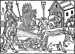 svg Medieval Farming Clip Art at Clker