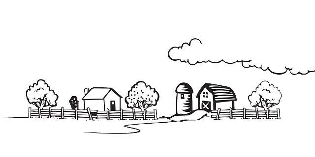 clip art library library agriculture drawing cartoon #109442907
