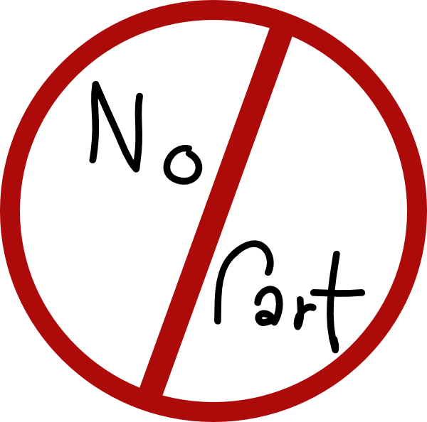 clipart royalty free No sign clip art. Fart clipart.