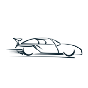 clipart freeuse library Car icon clip art. Fast clipart.