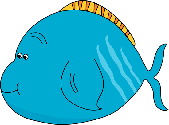 graphic freeuse stock Cute fish art teaching. Fat clipart.