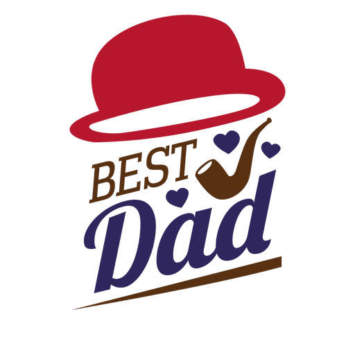 picture free library Fathers day best dad sticker