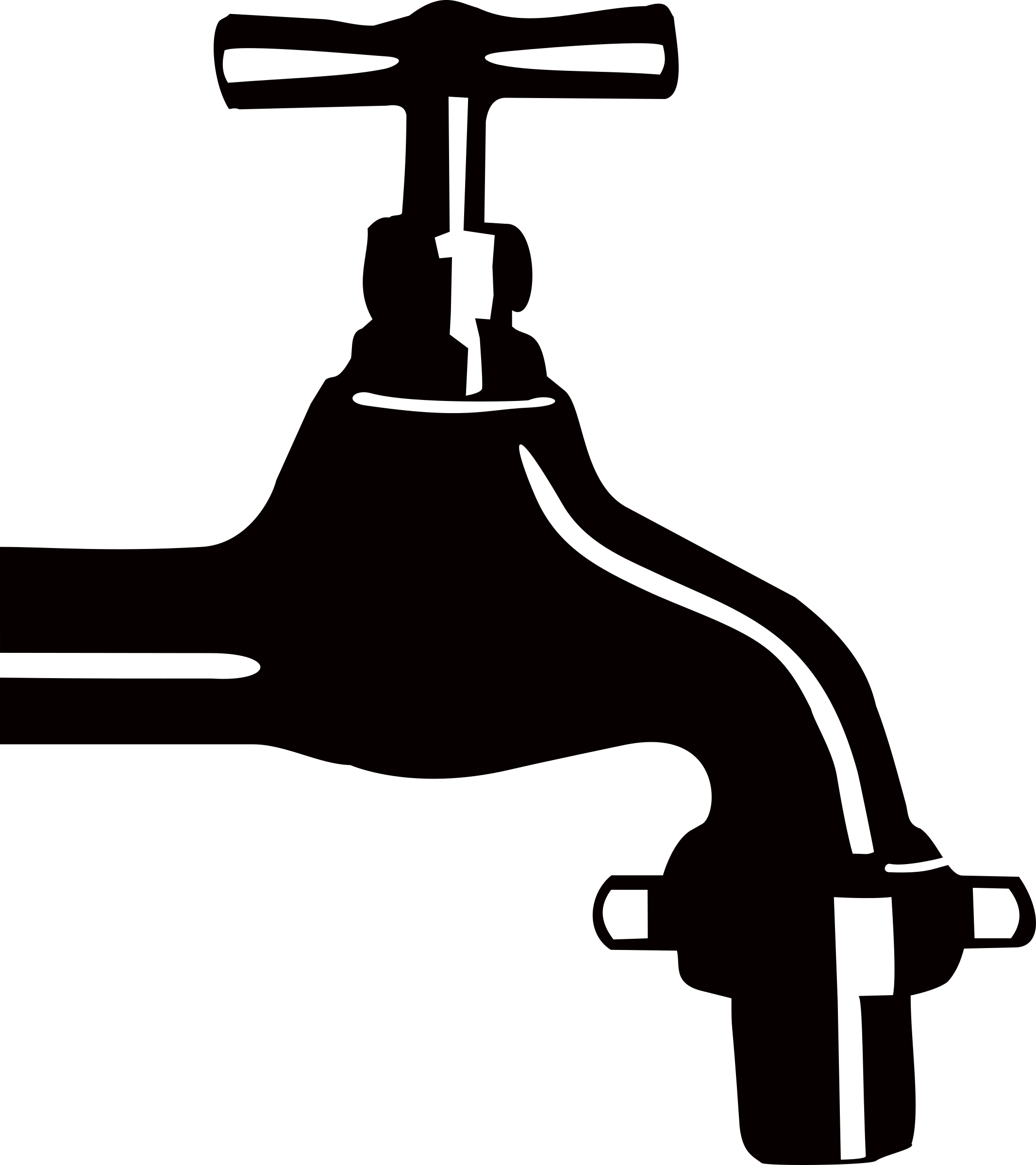 image free Faucet clipart black and white. Big image png