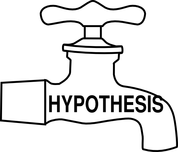 vector library Hypothesis tap clip art. Faucet clipart black and white