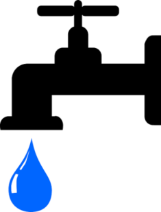 freeuse library Faucet clipart water treatment. Is tap safe to