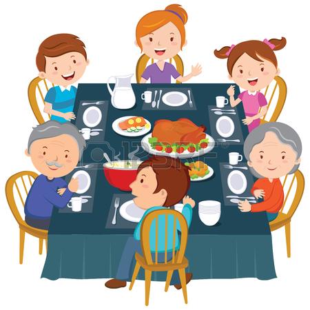 picture transparent stock Family portal . Feast clipart.