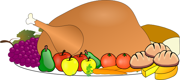 svg freeuse download . Feast clipart.