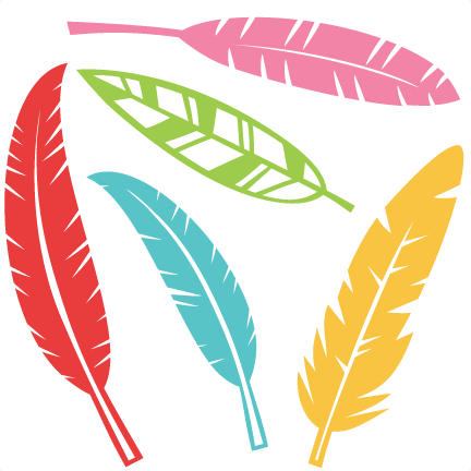 clipart royalty free library Boho clipart feather. Silhouette images at getdrawings