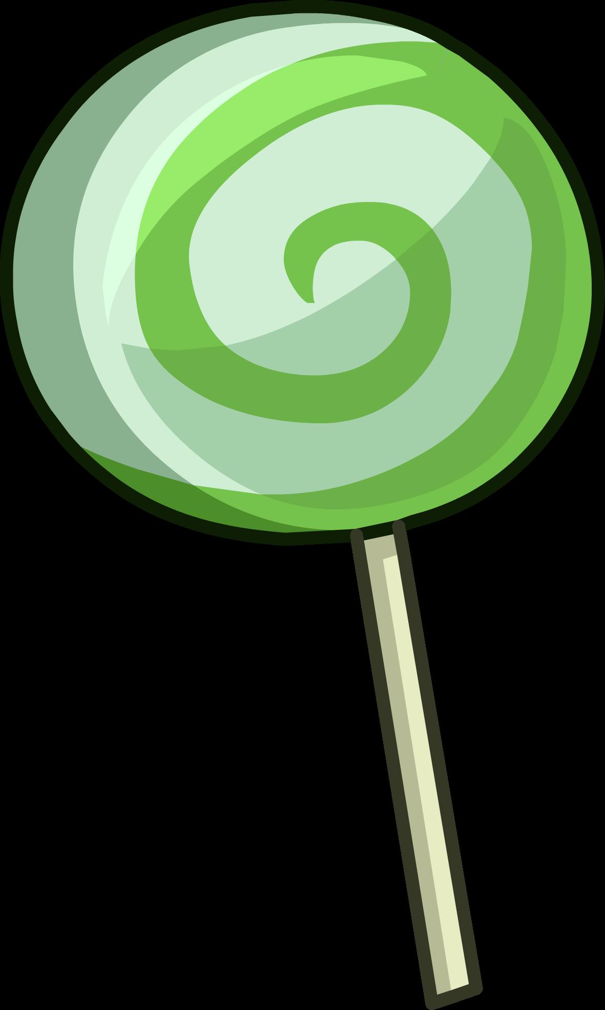 clipart freeuse stock Lollipop Clipart green