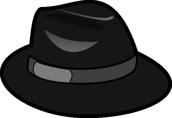jpg royalty free download Black Hat Clip Art at Clker