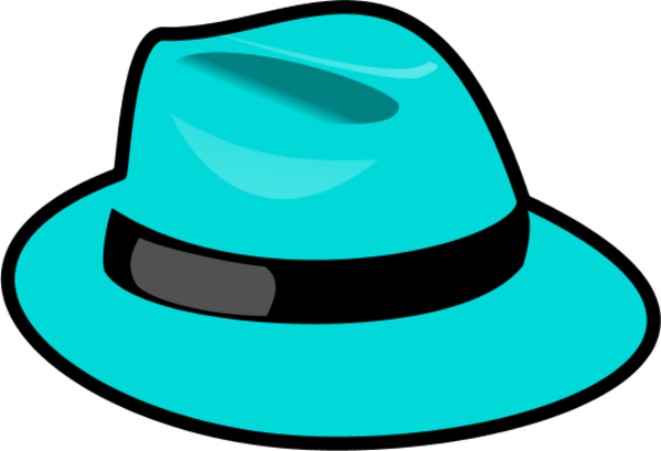 graphic library download Red Hat Fedora Vector Clip Art