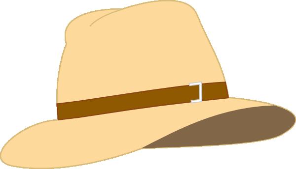 png transparent stock Beige Fedora Hat Clip Art at Clker