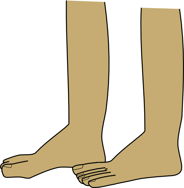jpg freeuse download Clip art at clker. Feet clipart