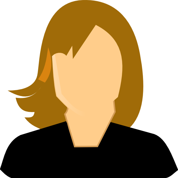 png freeuse library Female clipart. Professional clip art at.