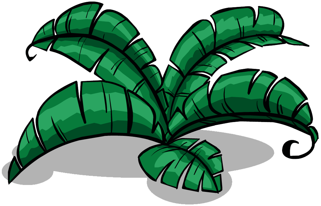 vector freeuse download fern clipart jungle #35222010