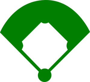 graphic royalty free stock Field clipart. Baseball clip art panda