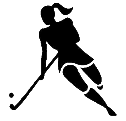 clip art royalty free download Field player silhouette at. Evolution vector hockey