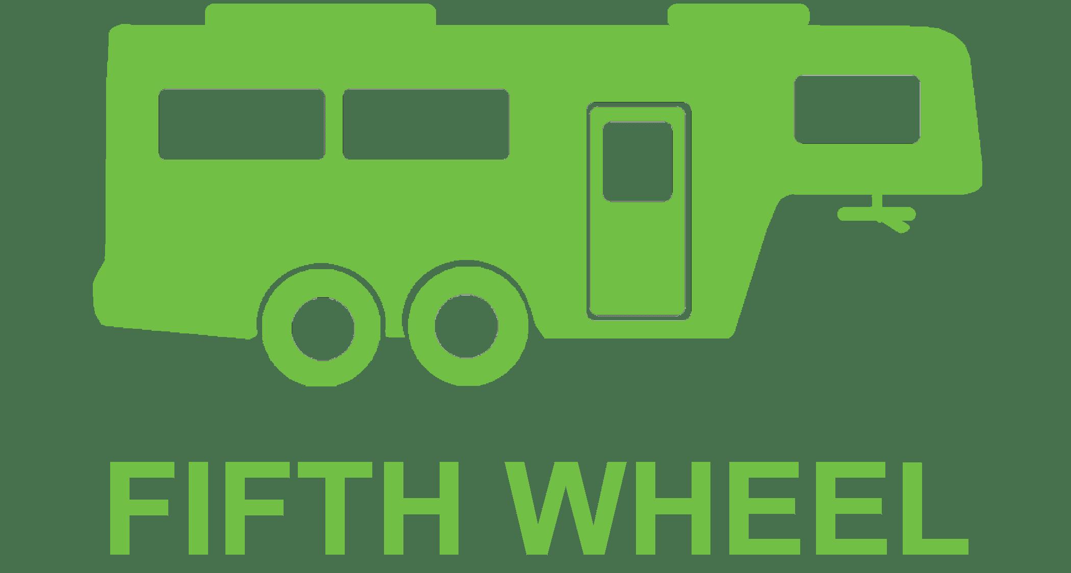 vector freeuse Rvngo rv rentals america. Fifth wheel camper clipart