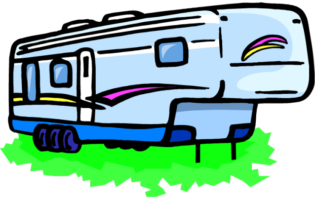 banner download Fifth wheel camper clipart. Rv clip art cliparts