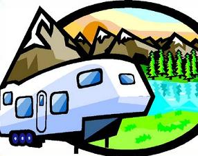 graphic free download Fifth wheel clipart. Free th rv .