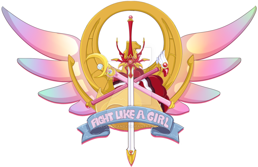 transparent Fight Like A Girl PNG Transparent Fight Like A Girl